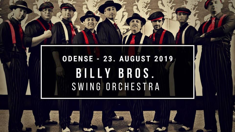 BillyvBros in Odense