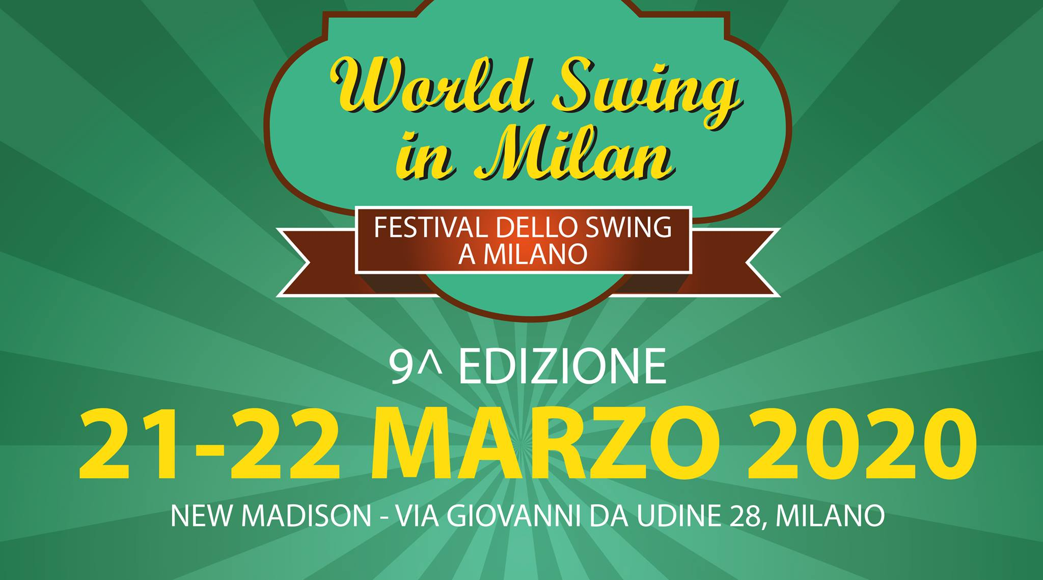 World Swing in Milan