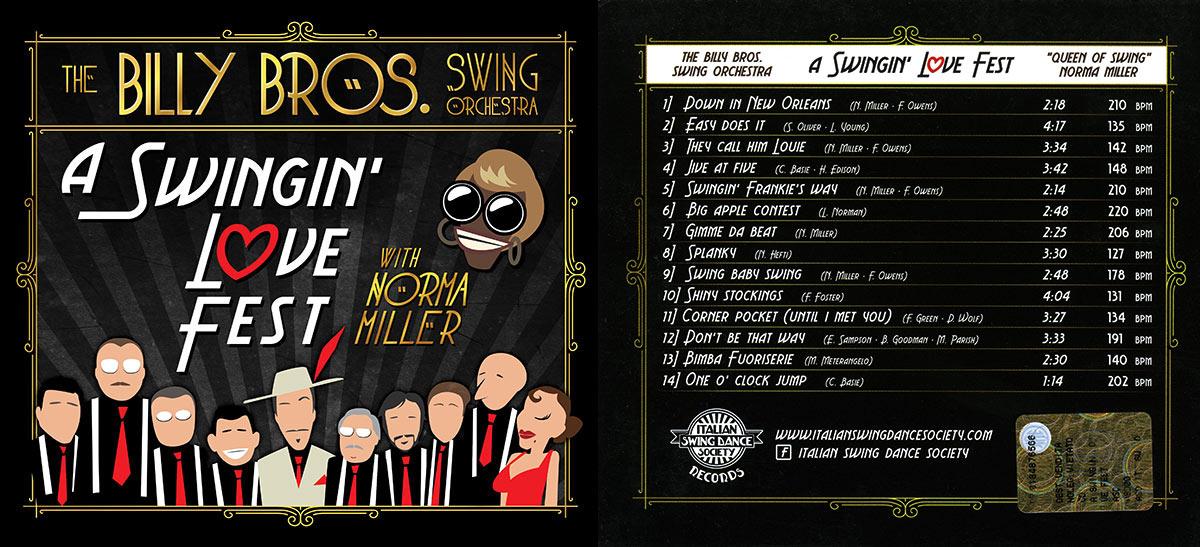 a Swingin' Love Fest