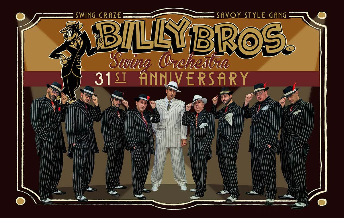 The Billy Bros. Swing Orchestra