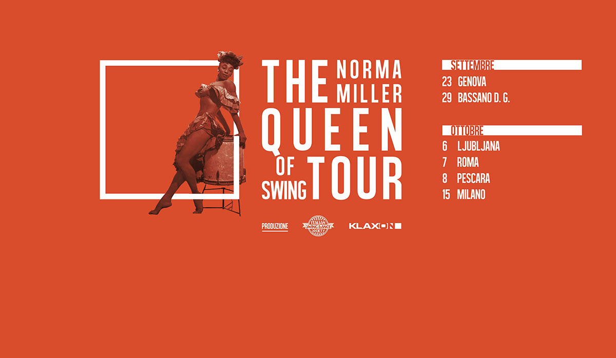 The Queen of Swing Tour - Ljubljana