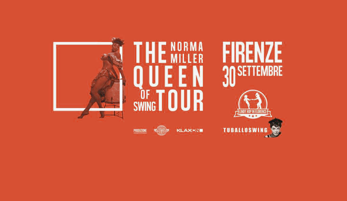 The Queen of Swing Tour - Firenze